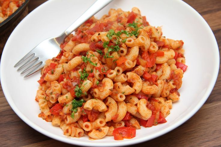 Masala macaroni recept