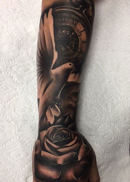 101 Cool Arm Tattoos For Men Best Designs Ideas 2019 Guide Cool Arm Tattoos Tattoos For Guys Badass Arm Tattoos For Guys