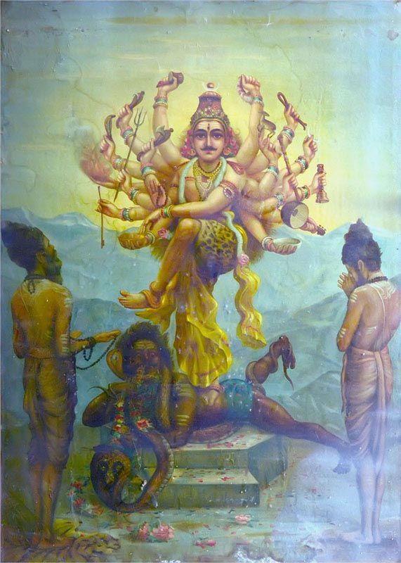 Raja Ravi Varma Oleographs | Shankar | 20 x 14