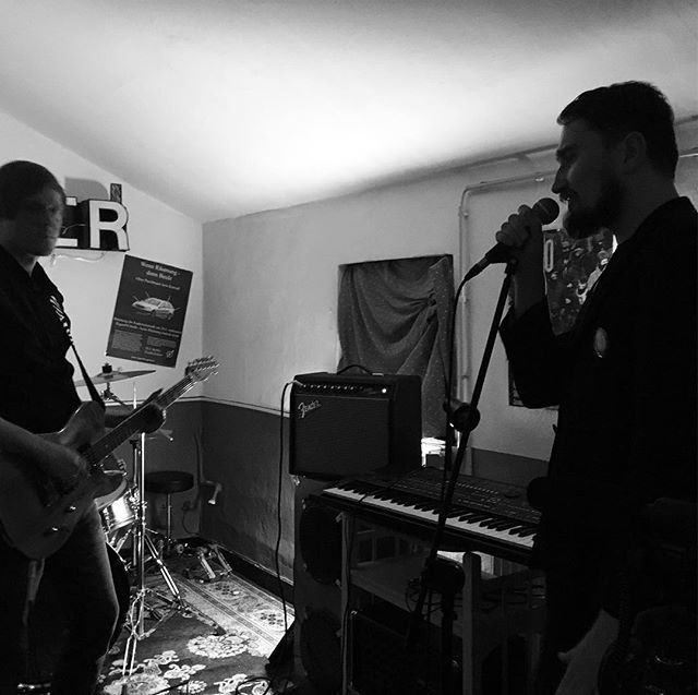 """""""Im Proberaum. #rehearsal #einjahr #band ##music #wave #darkwave #postpunk #newsong #lovethissong #favoritesong #bestsong #photooftheday #bumpin #repeat #listentothis #goodmusic #instamusic#siegen"""" by @einjahrband. #capture #pictures #pic #exposure #photos #snapshot #picture #composition #pics #moment #focus #all_shots #color #foto #photograph #fotografia #photographyeveryday #photoart #ig_shutterbugs #photogram #photodaily #instaphotography #photographylovers #grow #dedication…"""