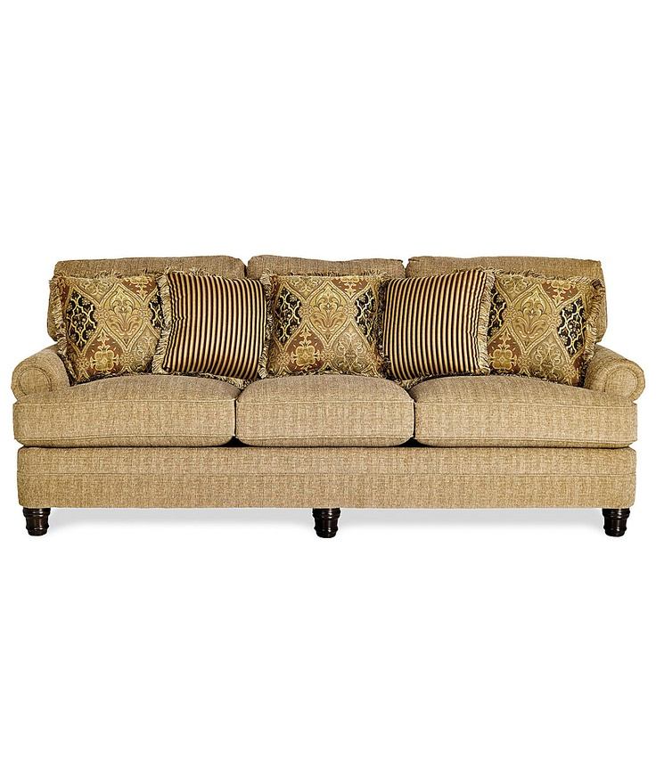 "Dillards Sofas: Bernhardt ""Hamlin"" Sofa On Sale At Dillards For $1199"
