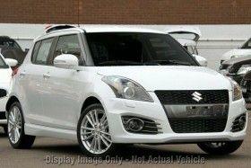 Suzuki Swift Sport Sport FZ