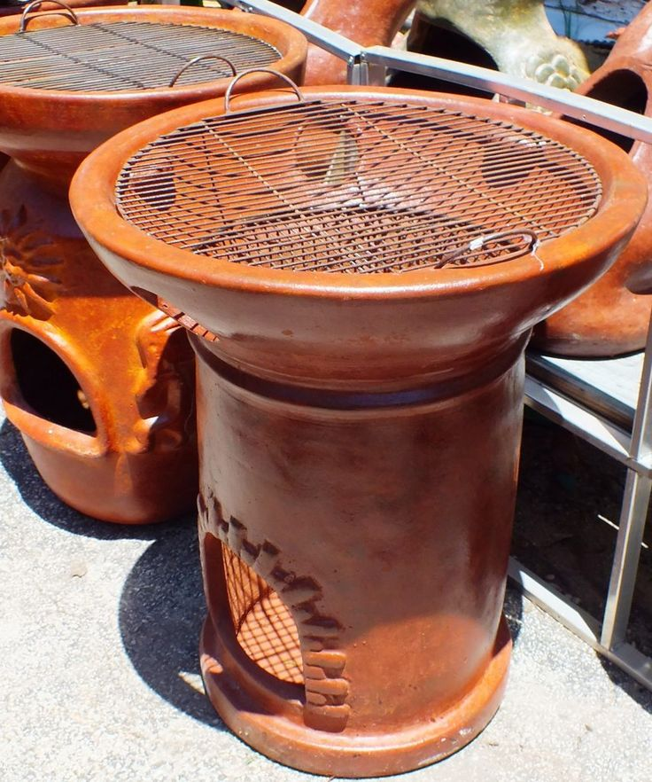 New Pictures 9765 Clay Stoves In 2019 Chiminea