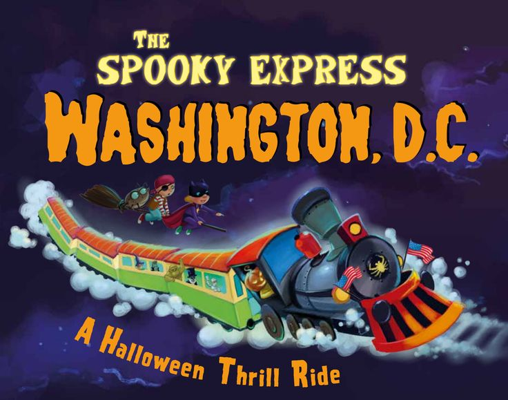 The nights are drawing in. Halloween is just around the corner. If you look up in to the sky tonight there's a chance that you may see the Spooky Express whizzing overhead on train tracks of mist. It's coming to OVER 70 CITIES & STATES! #halloweenbooksforkids #Halloween #readstagram #reading #spookyexpress #allAboardTheSpookyExpress #ericjames #bookstagram #books #washingtonDC