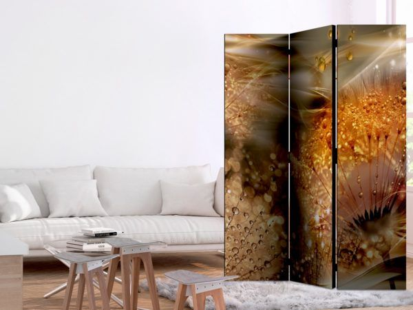 Room Divider Dandelions World Room Dividers Decorative