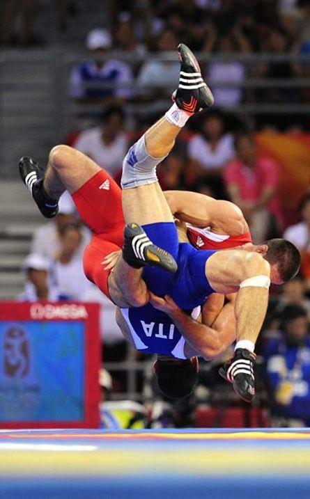 Olympics 2008: Greco-Roman wrestling