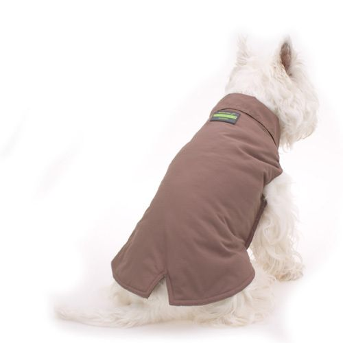 all-weather-dog-coat-brown-back