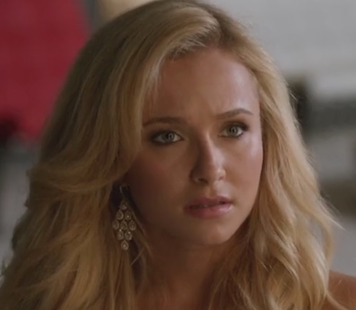Juliette Barnes's Diamond Shaped Earrings from Nashville: Someday You'll Call My Name #ShopTheShows #curvio