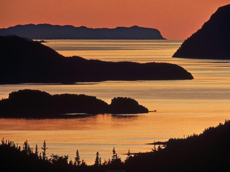 Gros Morne National Park, Scenic, Labrador, New Foundland, Canada, North America, Geography,