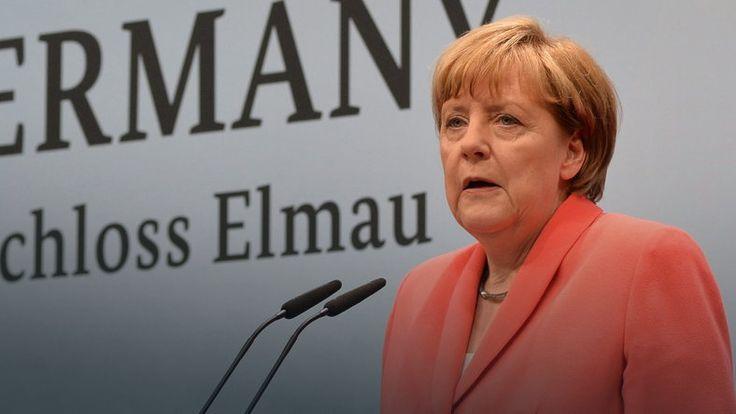 Merkel: w razie potrzeby G7 gotowe do zaostrzenia sankcji wobec Rosji #Ukraina #kryzys
