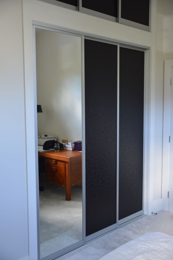 Triple sliding doors - client photo // Innovative Interiors