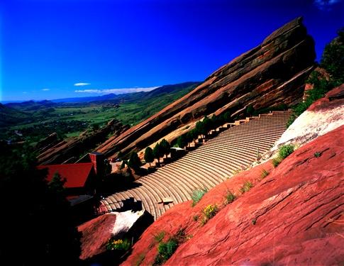Red Rocks Ampitheater