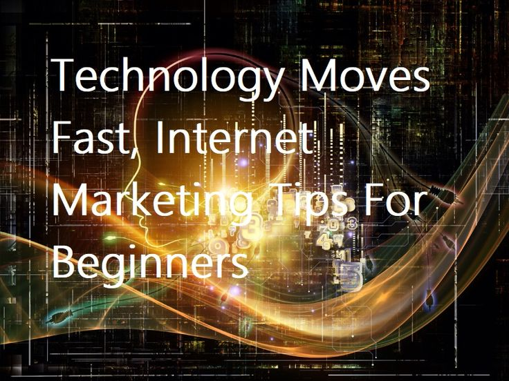 Technology Moves Fast, Internet Marketing Tips For Beginners How to Do Internet Marketing? Lots of entrepreneurs today use Internet marketing to increase busine(...)