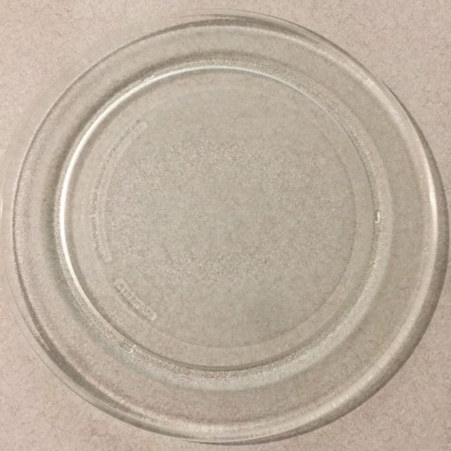 """12 1/2"""" Emerson Microwave Glass Turntable Plate A117-05 