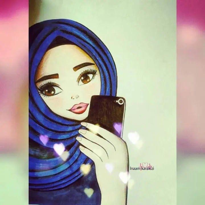 اجمل الصور الشخصية للفيس بوك للبنات المحجبات كرتون Girly M Aurora Sleeping Beauty Illustration