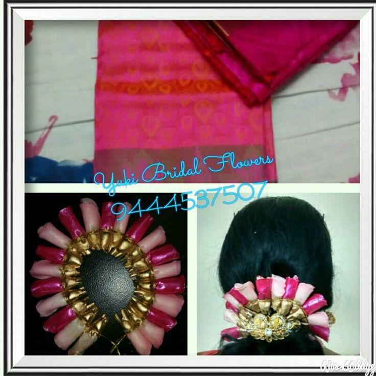#pretty #pink #veni #wedding #flowers #gold glitter #poolajada