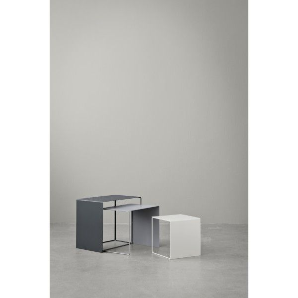Cluster Tables bijzettafel set van 3 | Ferm Living
