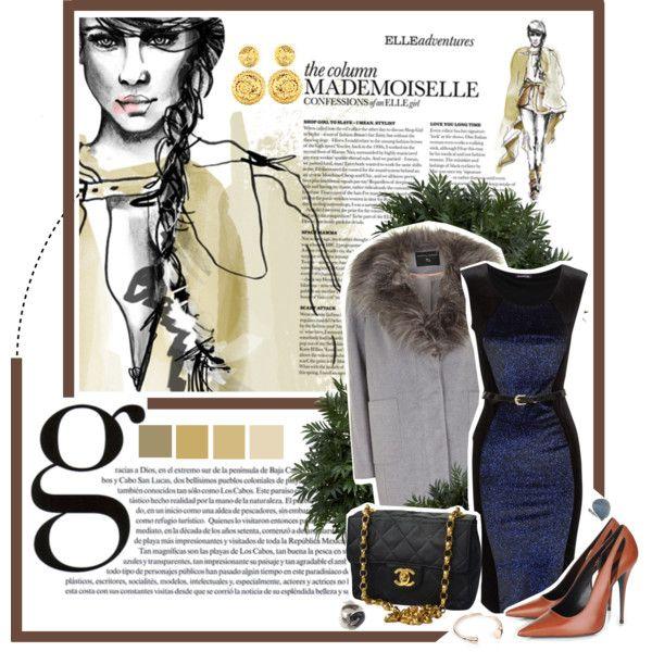 """High Tea outfit www.orafinrete.com"" by classy-fashionista on Polyvore"