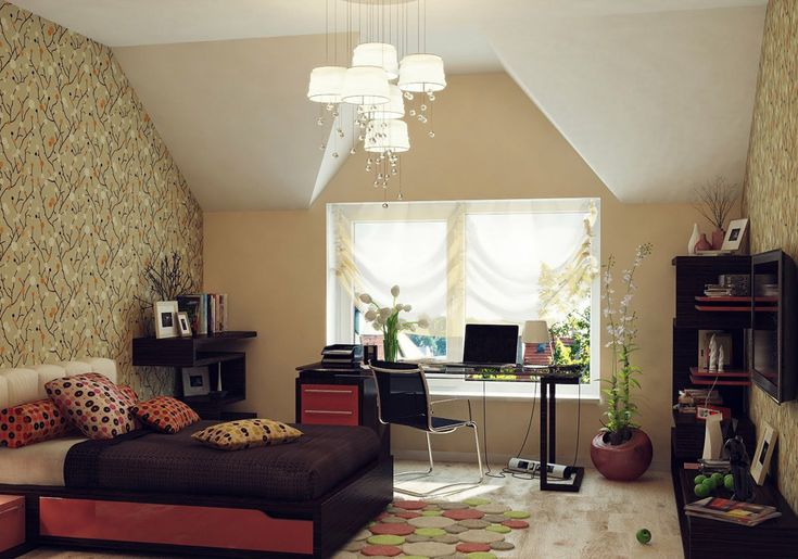 This article focuses on the bedroom ceiling lights. Lighting is important for decoration. Especially in the decoration of the bedroom is a great place. Bedrooms should be dim when needed.