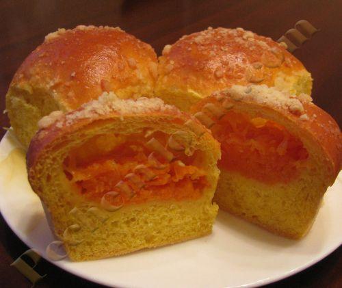 Дрожжевой пирог с тыквой | Pechemdoma.com