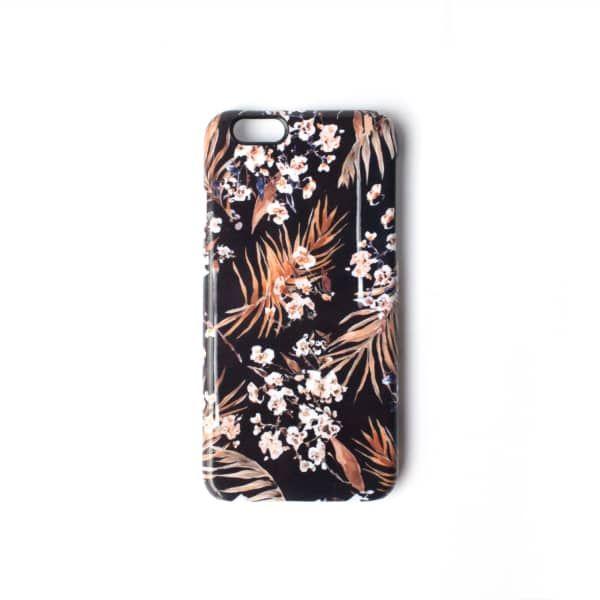 Oriental Palms Phone Case | Nikki Strange | Wolf & Badger / Homeware / Fun Stuff / Gadgets & Cases