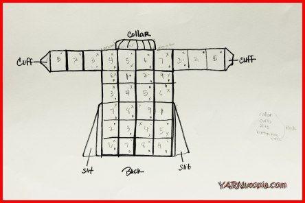 Crochet Tutorial: The G.G. (Gorgeous Gal) Cardigan | YARNutopia by ...