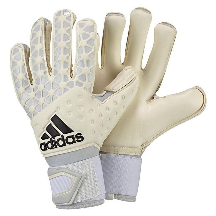 Gloves 57277: Adidas Ace Pro Classic Goal Keeper Glove S90142 $80.00 Retail Size 12 -> BUY IT NOW ONLY: $49.99 on eBay!
