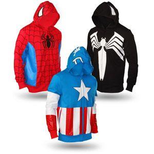 #Marvel, #sweatshirt