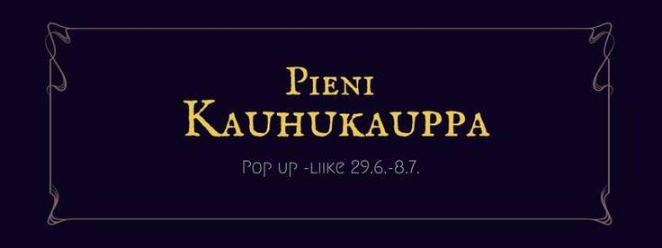 Pieni Kauhukauppa (Little Horror Shop) pop up Kulttuuritalo Valveella 29.6.-8.7.2016 #Oulu #Suomi #Finland #travel #tourism