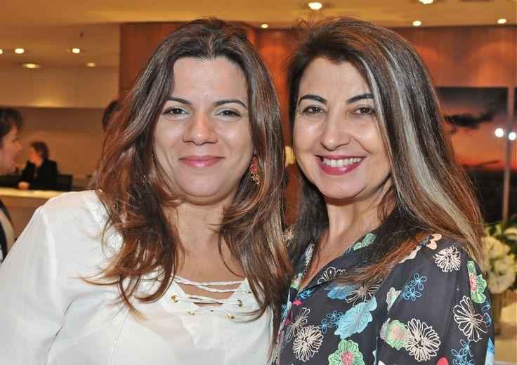 Denise Ribeiro e Bianka Mugnatto www.brentwood.com.br