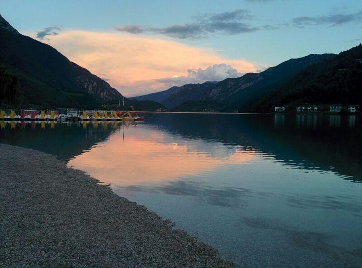 Val di Ledro Trentino Italy