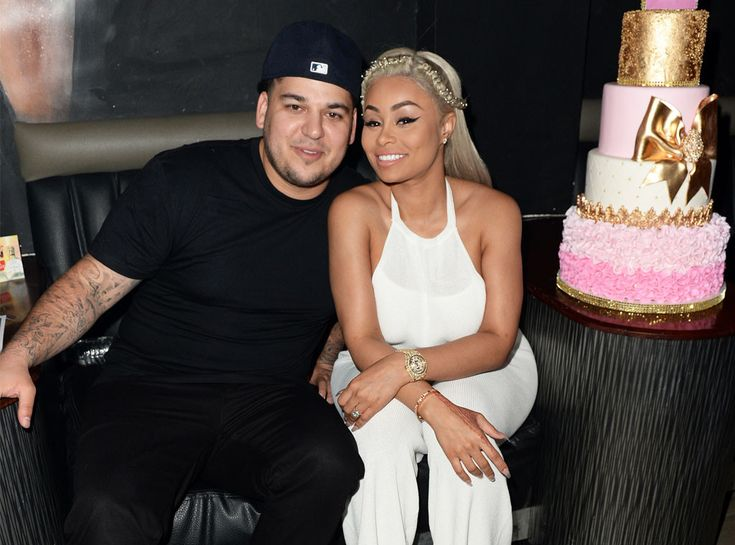 Blac Chyna and Rob Kardashian Celebrate Her Birthday in Miami | E! News