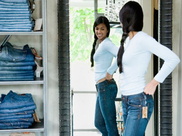 20 Tips for Buying Jeans for Your Body Type.