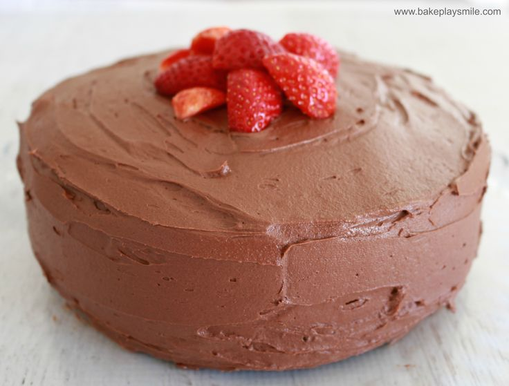 The Best Chocolate Mud Cake