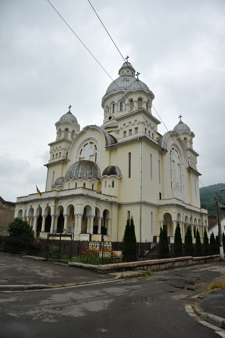 "Romanian Orthodox Church ""Dormition of the Theotokos"" from Reșița, Caraș-Severin County, Romania Romanian Orthodox Diocese of Caransebeș"