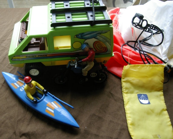 Judys Vintage Fisher Price Toys