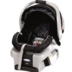 """Infant Car Seat #toptenbabyessentials You will need a car seat to get out of the hospital so research one early. Also known as a """"bucket"""" car seat make sure it is compatible with your stroller so that the bucket portion of the car seat can """"click"""" into your stroller."""