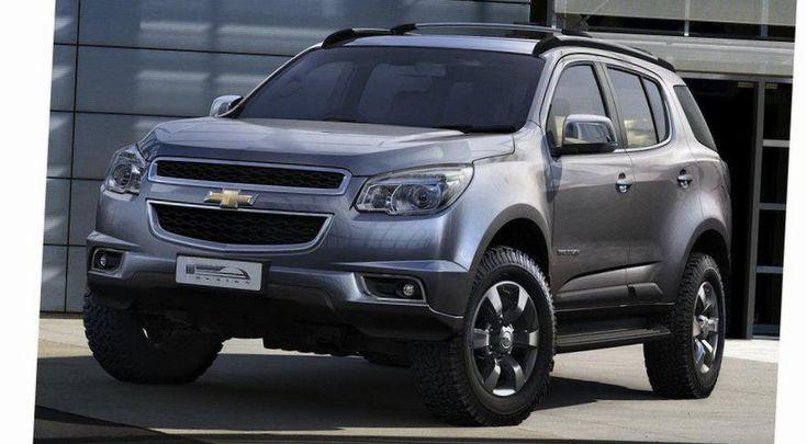 Trailblazer Chevrolet price - http://autotras.com