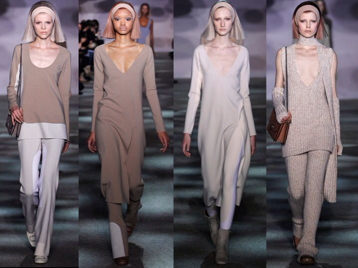 neutral look | Marc Jacobs | Fall  2014
