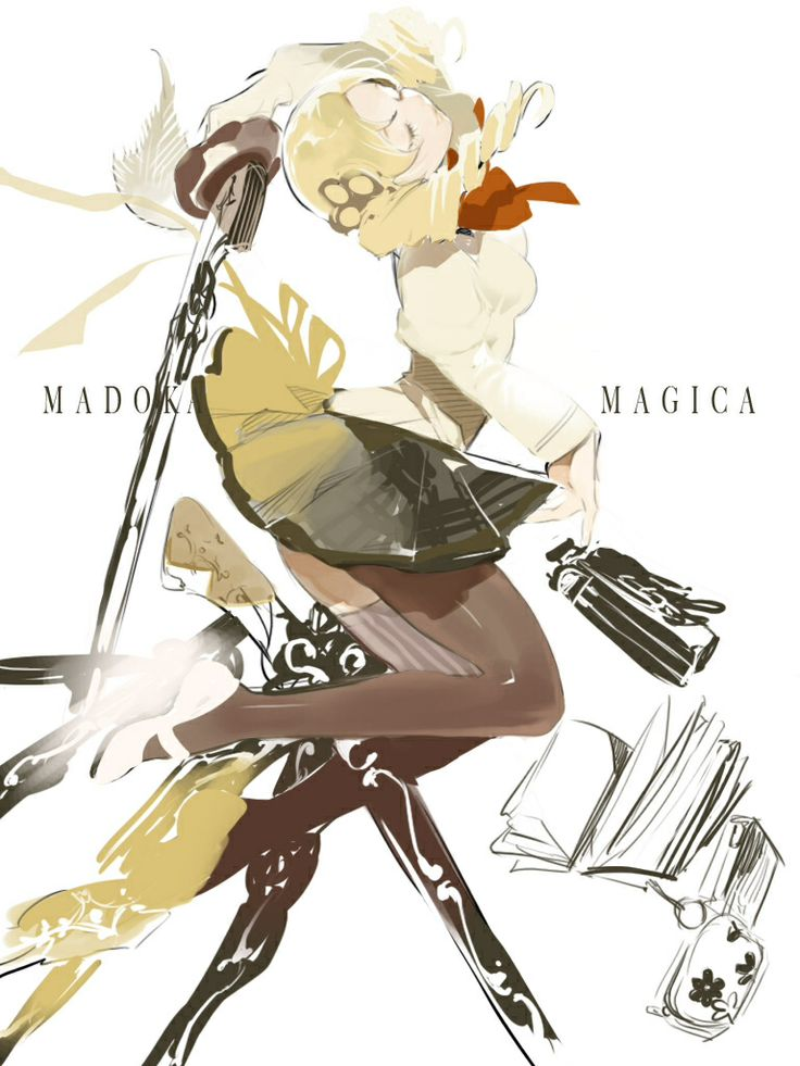 1232 Best Images About Madoka Magica On Pinterest