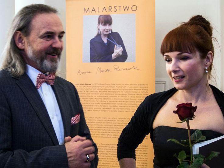 Sztuka to kobieta - wernisaż | Centrum Kultury Śląskiej w Nakle Śląskim