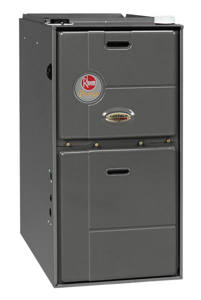 Rheem rgfg furnaces when you choose rheem prestige series for How to choose a gas furnace