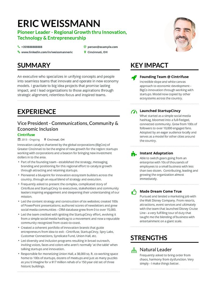 Marketing Resume Example and guide for 2019 Resume