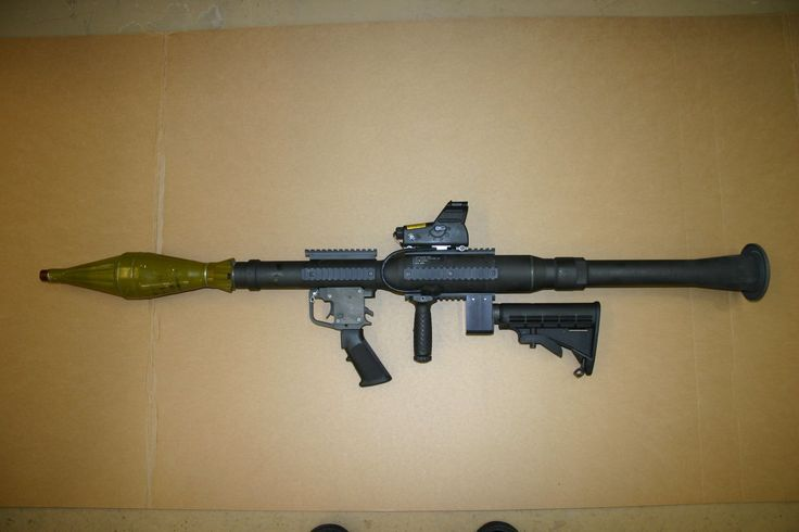 RPG-32 | airtronic rpg 7 usa 21 Airtronic USA Develops American RPG 7: Meet the ...
