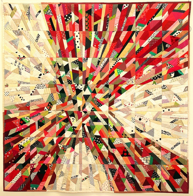wow! String quilt
