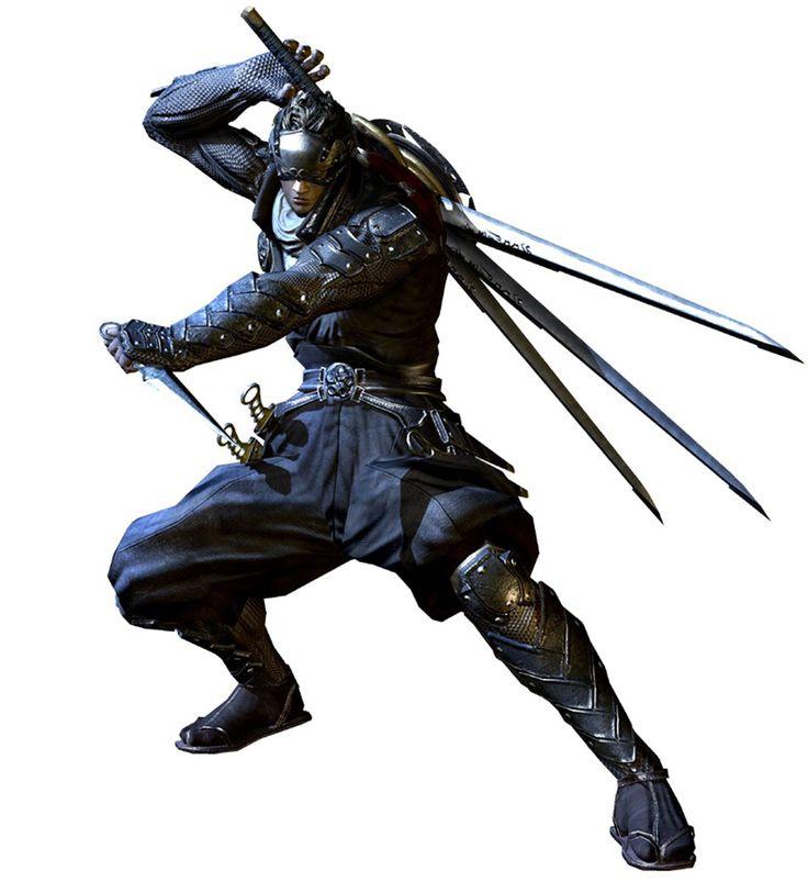 Ninja Blade by Ken Ogawa | Ninja art, Japanese warrior