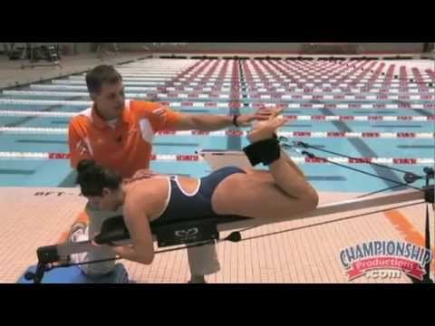 How to Swim Breaststroke with a better Kick - YouTube