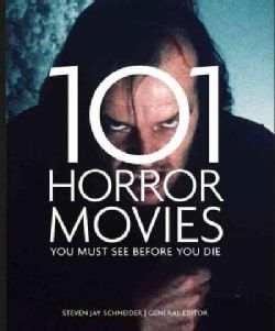 Shop for 101 Horror Movies You Must See Before You Die (Paperback). Free Shipping on orders over $45 at Overstock.com - Your Online Books Outlet Store! Get 5% in rewards with Club O! - 18561121