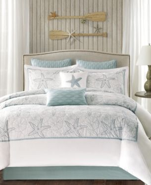Harbor House Maya Bay 4-Pc. Queen Comforter Set Bedding