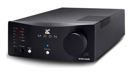 MOON Neo 230HAD Headphone Amplifier